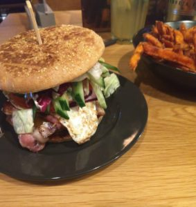 Burger bei Prime Burger