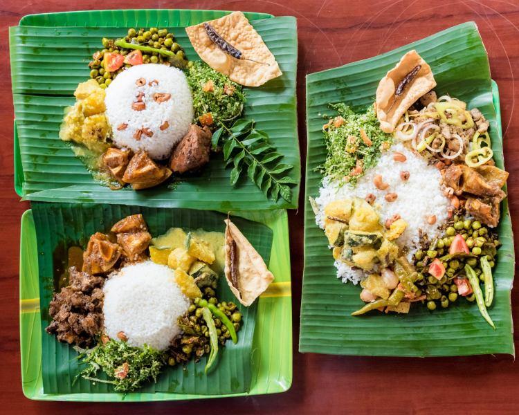 The Sri Lankan bowl of rice