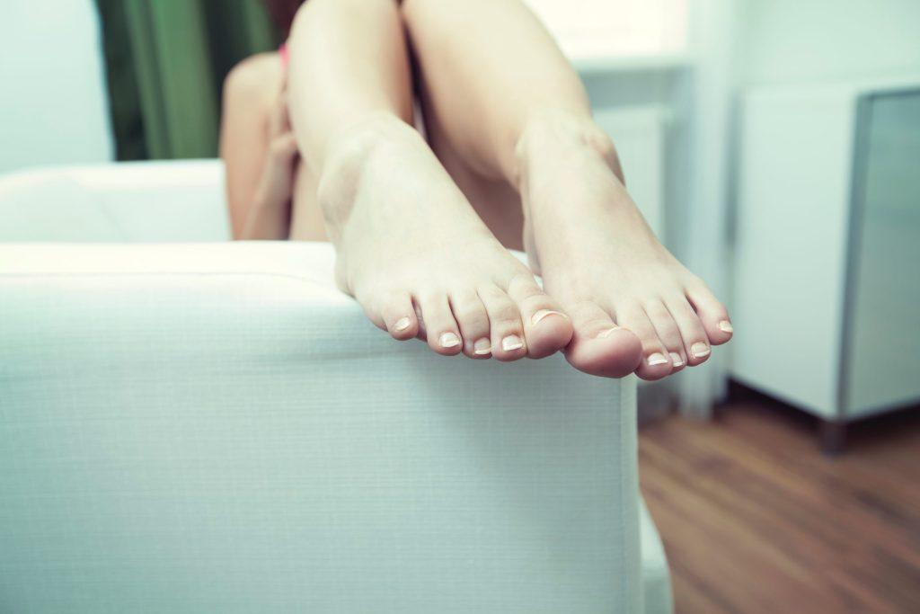 Healthy feet from diabetes