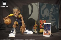 Toy Focus Icon Ai Nba Small-stars Figures Brings Smart