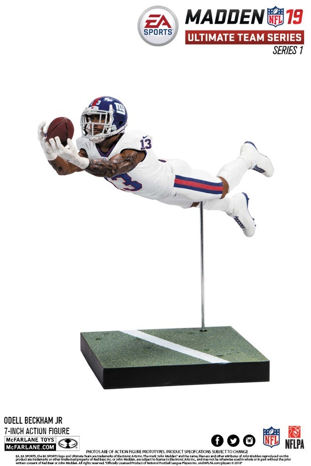 McFarlane EA Sports Madden NFL 19 Ultimate Team Series 1