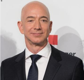 World's richest Person Jeff Bezos