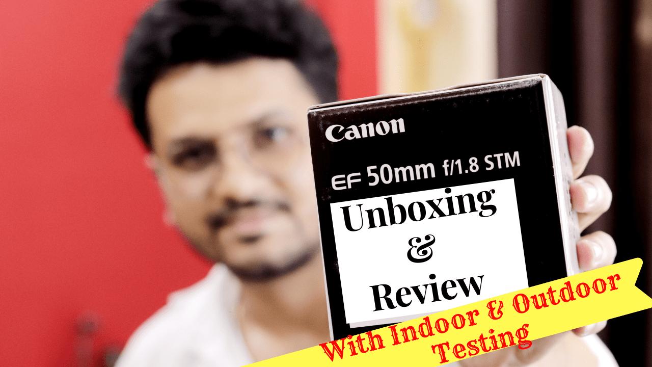 Canon 200d 50mm 1.8 STM video test
