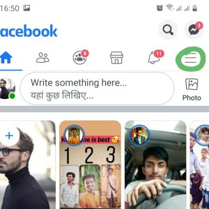 how to hide friends on facebook app phon and computer
