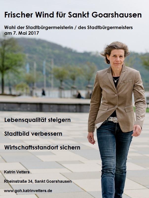 Katrin Vetters, Sankt Goarshausen