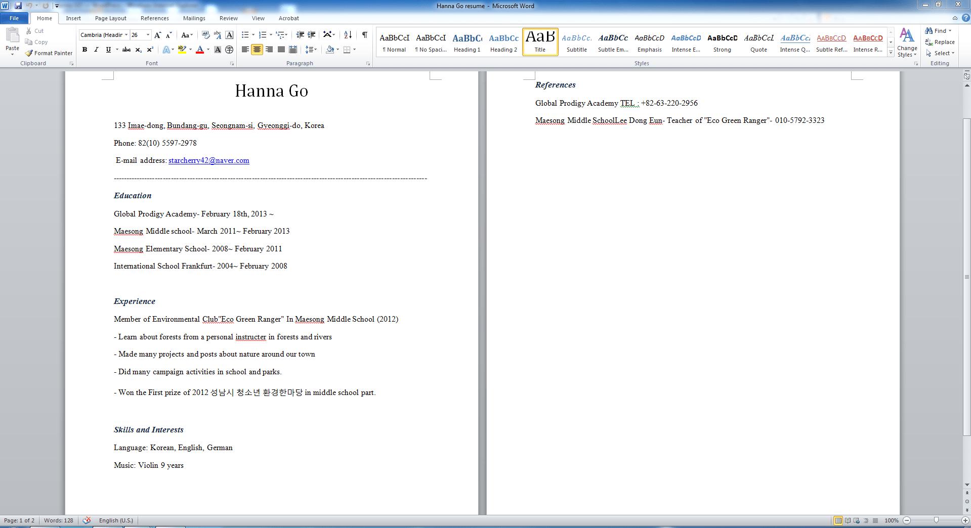 resume type format resume type format type resume type breakupus