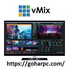 vMix Pro 23.0.0.48 With Registration Key Full Crack Download