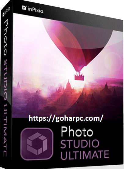 InPixio Photo Studio Pro Ultimate 10.04.0 With Crack + Activation Key