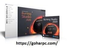 Ashampoo Burning Studio 1.2.1.53382 Crack Serial Free Download