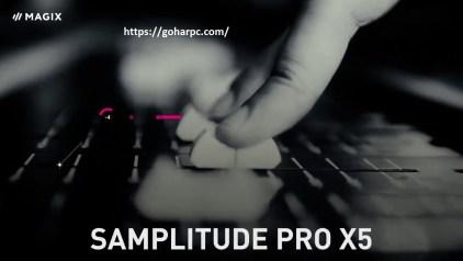 MAGIX Samplitude Pro X5 Suite 16.0.0.25 With Crack Download [Mac]