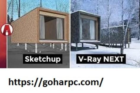 V-Ray Next Build 4.10.01 For Revit 2015-2021 Download