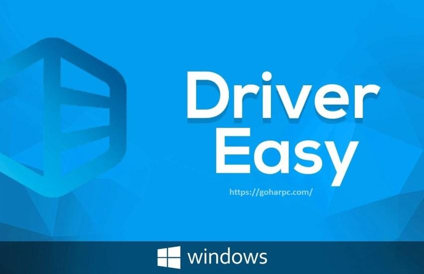 Driver Easy Pro 5.6.15.34863 Crack Full + License Key 2020