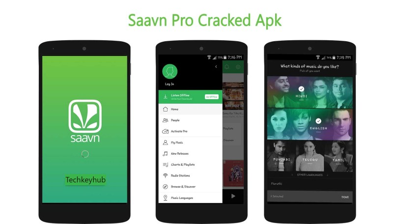Saavn Pro