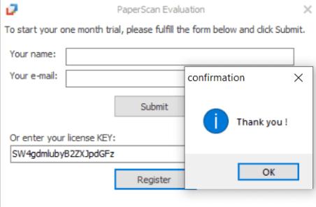 PaperScan Pro License Key [2021]:
