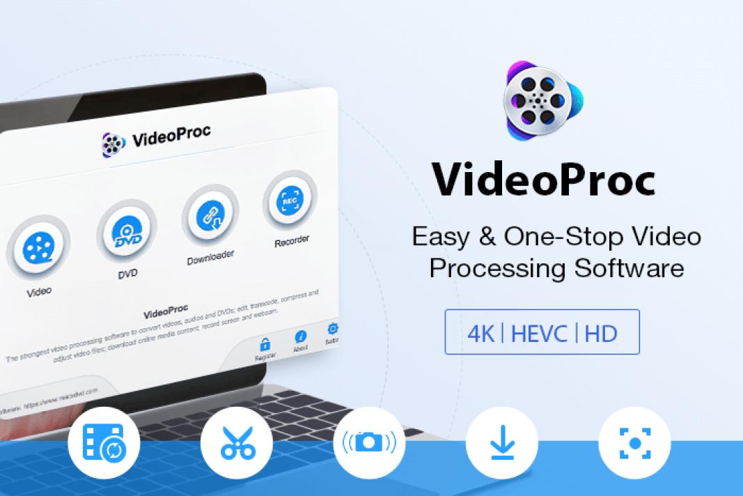 Video proc 4.2 Crack (Free Download) 2021