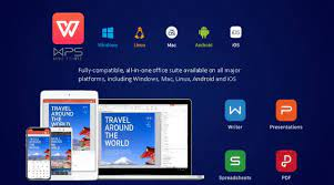 WPS Office Crack 2022 License Key with Free Download