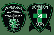 donation army logo