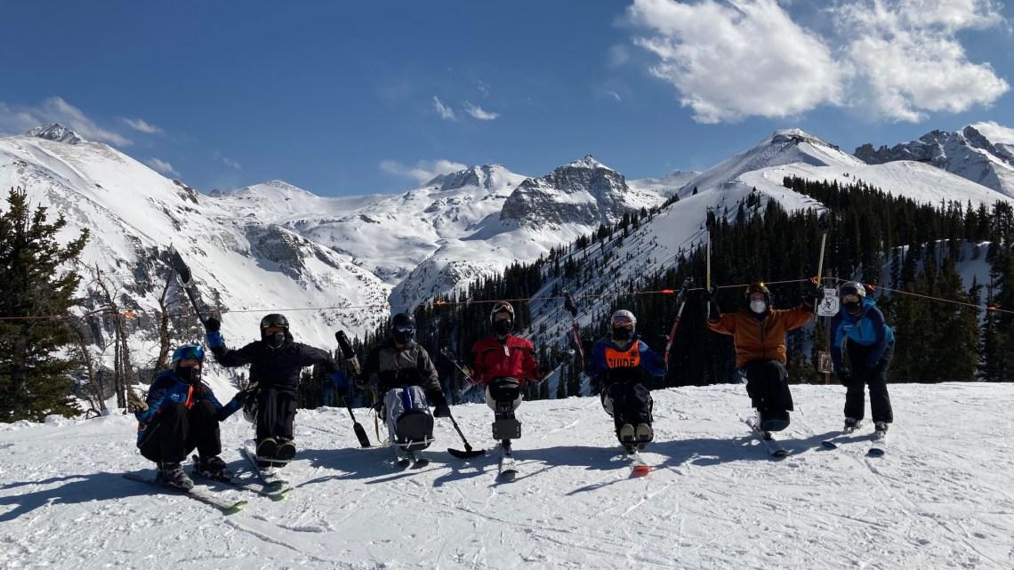 Ski along with Corey Lovato