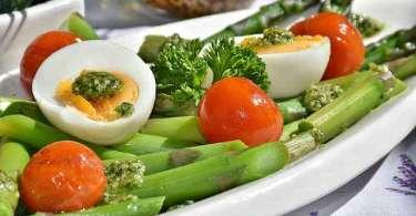 High Fiber Low Carbs Foods