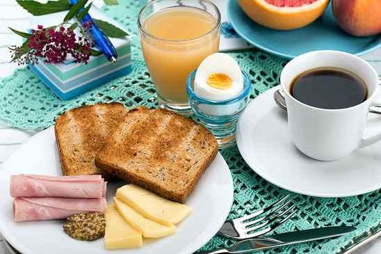 Healthiest Fast Food Breakfast