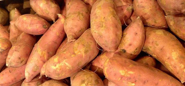sweet potato good for weight loss