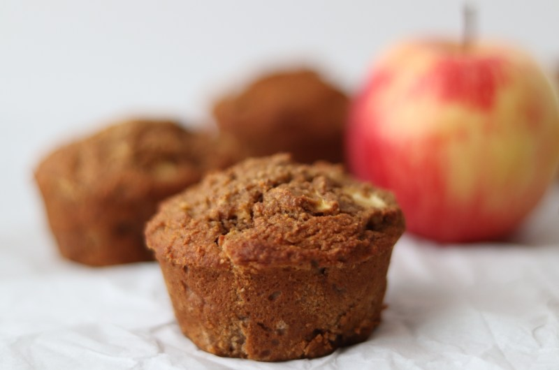 Apple cinnamon muffins (Coconut free, AIP, paleo)