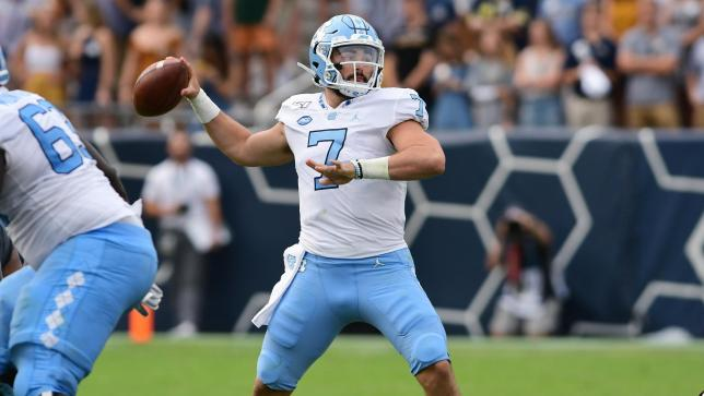 Howell Named ACC Player/Rookie Of The Week - University of North Carolina  Athletics