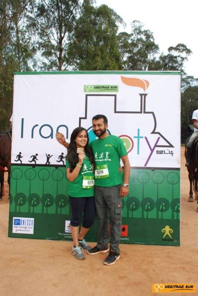 GHR OOTY - Finish Point