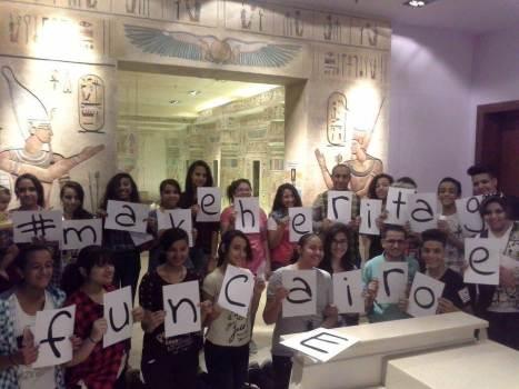 #makeheritagefun cairo