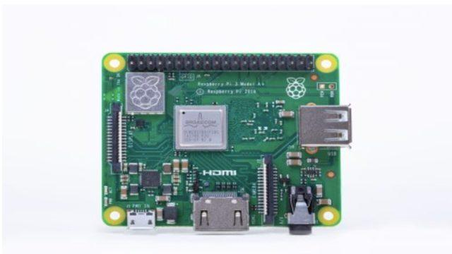 Raspberry Pi 3 Model A+ Launched With 802.11ac Wi-Fi & Built-In Bluetooth
