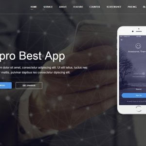 Appro – Multipurpose HTML Template