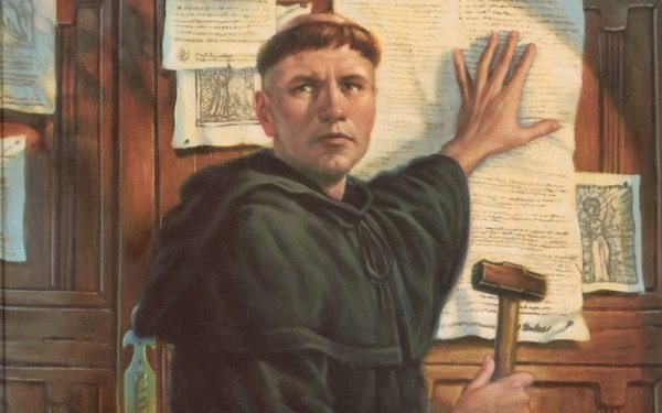 martin luther # 42