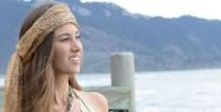 5 Ways To Wear A Hippie Head Scarf | Go Hippie Chic
