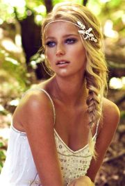 4 simple bohemian hairstyles perfect