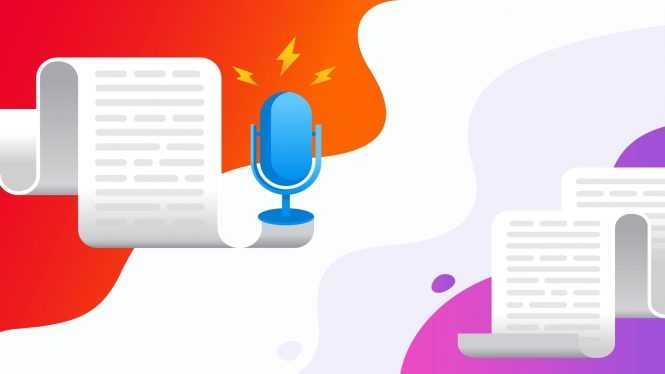 Aplikasi Pengubah Suara Menjadi Teks