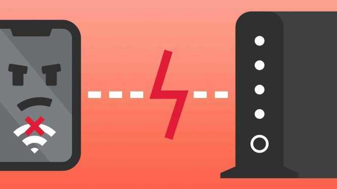 cara mengatasi WiFi Indihome terhubung tapi tidak bisa akses internet