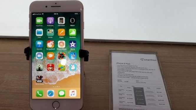 spesifikasi iphone 8 plus 256gb