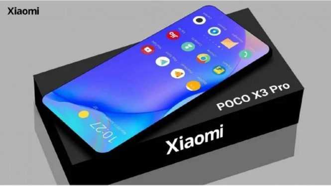 Spesifikasi Xiaomi Poco X3 Pro