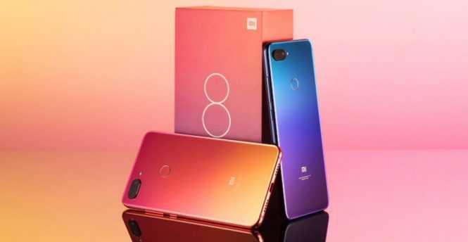 Spesifikasi Xiaomi Mi 8 Lite