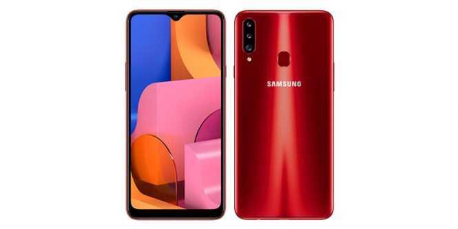 Kelebihan dan Kekurangan Samsung A20S