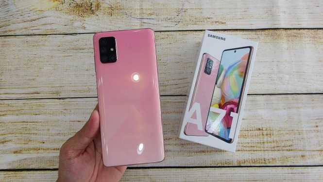 Kelebihan Dan Kekurangan Samsung A71