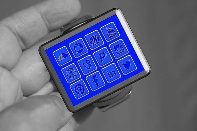cara menggunakan Smartwatch M3