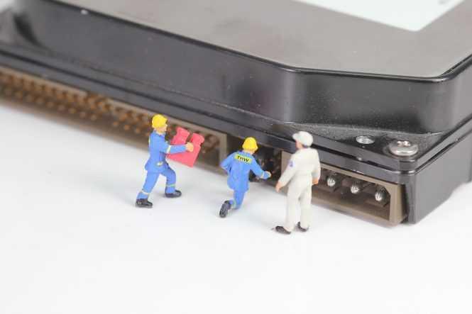 cara cek hdd laptop