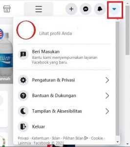 Blokir Akun Facebook di Komputer