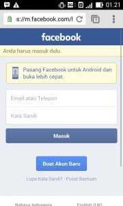 Cara Menghapus Akun FB yang Lupa Kata Sandi