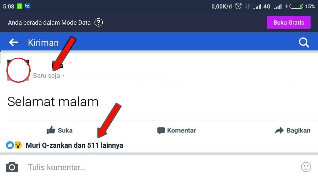 Cara Mendapatkan Banyak Like di Facebook