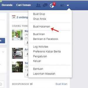 Cara Jualan di Halaman Fanpage Facebook
