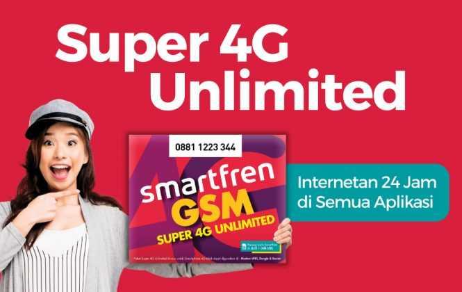 Cara Mengecek Kuota Internet Smartfren Unlimited