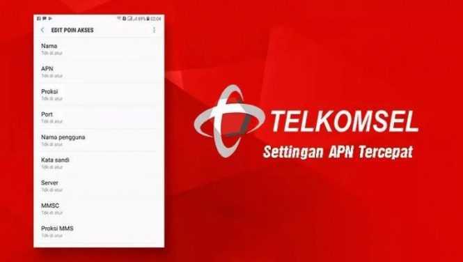 Cara Seting APN Telkomsel 4G LTE Agar Cepat dan Stabil 2021