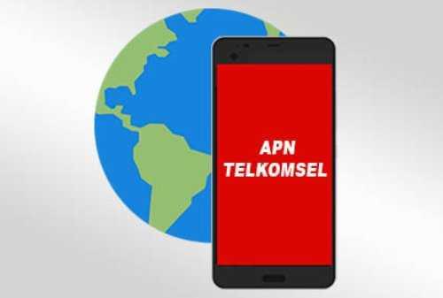 Cara Seting Internet Telkomsel 4G Agar APN Tidak Lemot